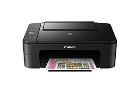 Canon Pixma TS3110 Multifunction Inkjet / WiFi / USB / Black