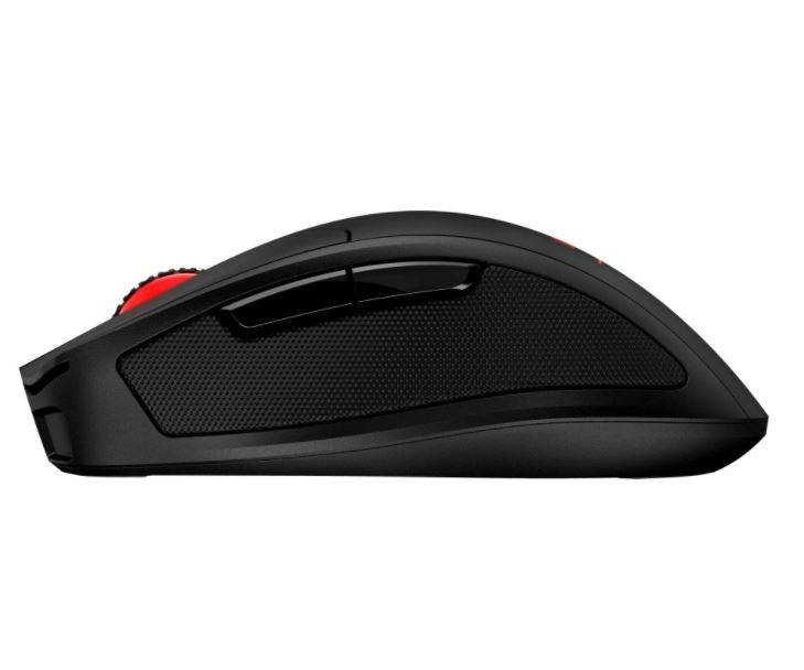 Hyperx Pulsefire Dart RGB Wireless Gaming Mouse - USB PC, PS4, XBOX One / 2.4GHz / Black