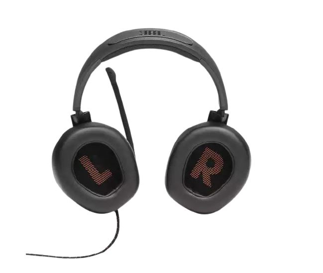 JBL Headphones Quantum Q300 Gaming Quantumsurround / 7.1 / Black